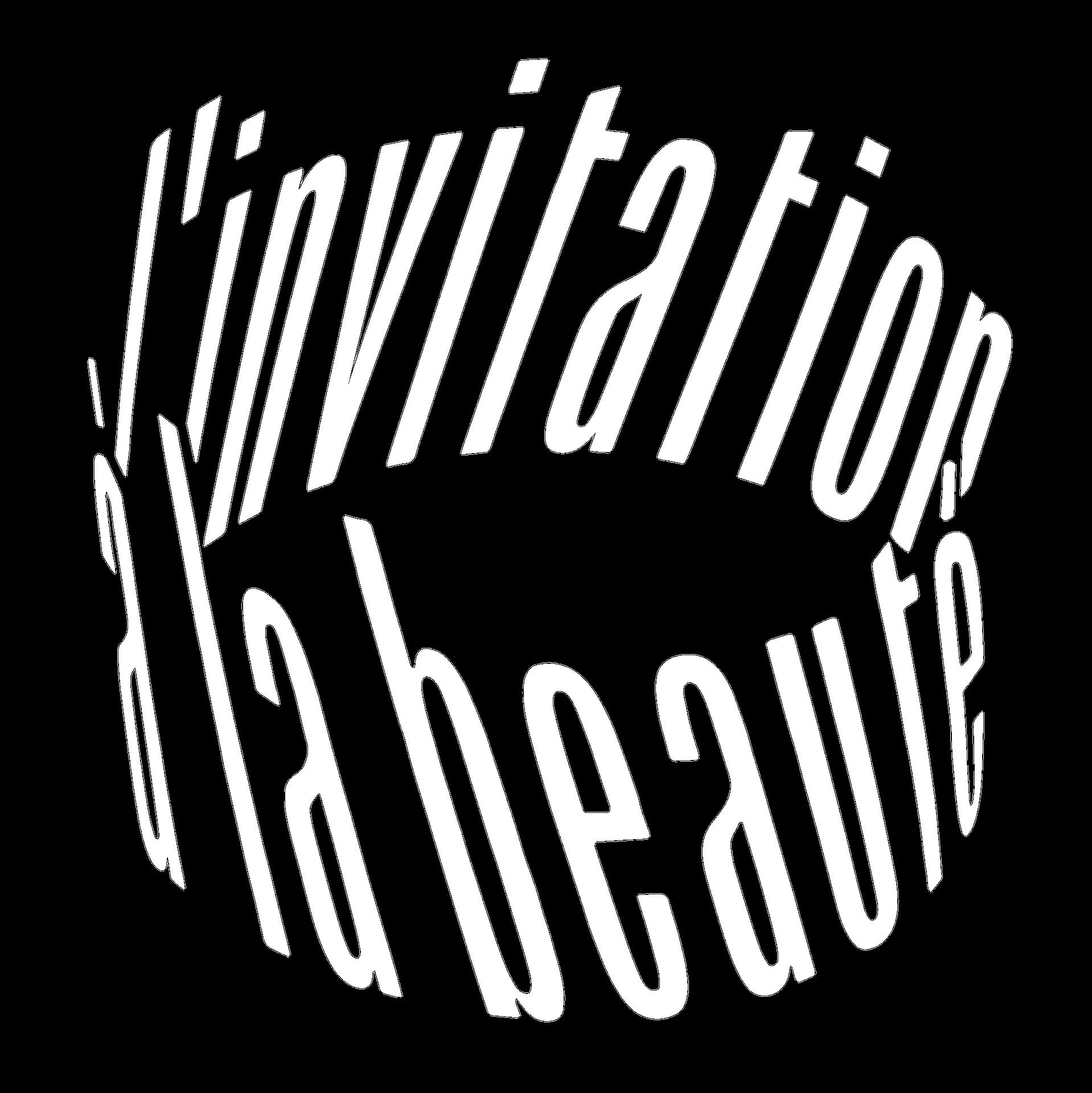 l'invitation à la beauté